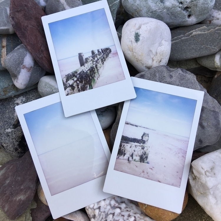 Climping beach. Breath Magazine - lorriewhittington | ello