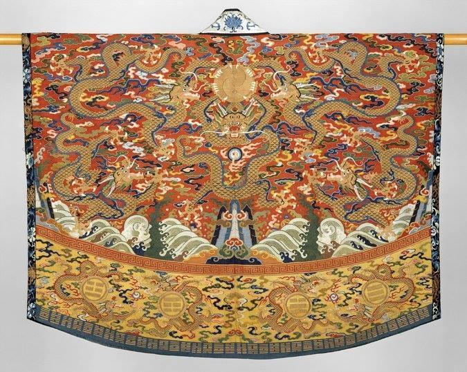 Daoist robe Ming dynasty (1368 - ohgoodgoods_mag | ello