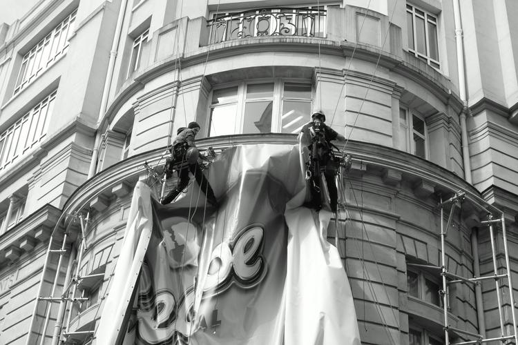 [Paris - --- tarpaulin 18.09.20 - petit_louis | ello