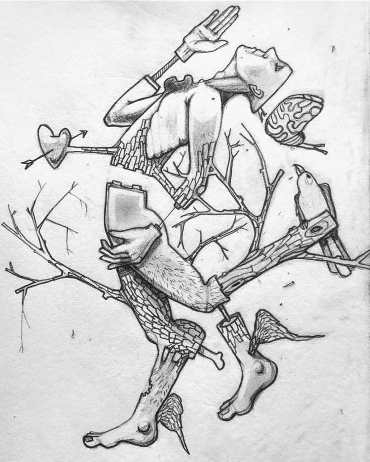 sketch, doodle - caseypromise | ello