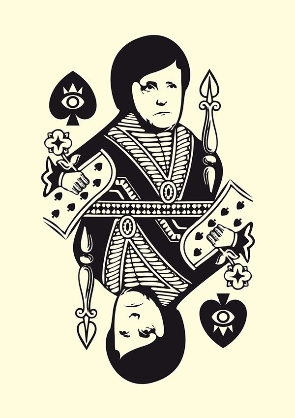 Angela - Queen Spades Related P - satoboy   ello