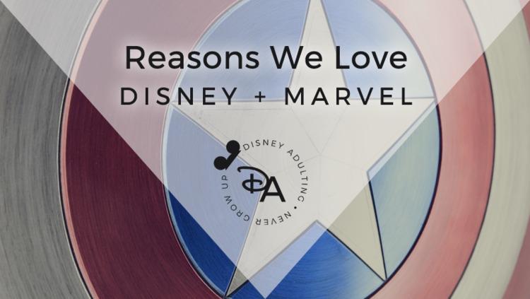 Marvel fan, Disney fan - deny g - disneyadulting | ello