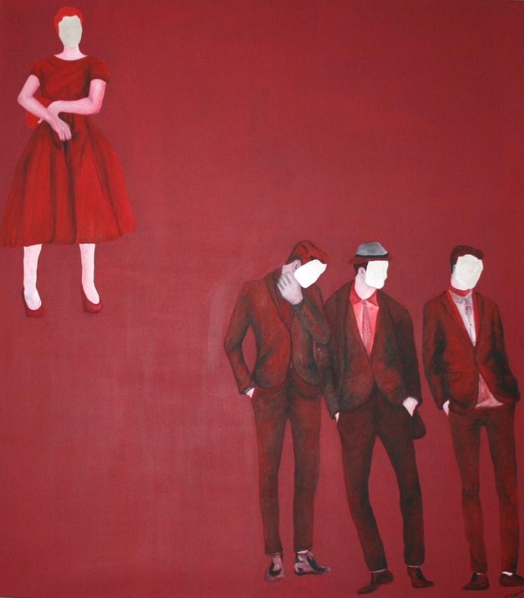 Acrilyc canvas 150x170, 2017 Pr - pauladered   ello