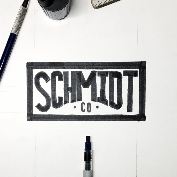 Branding Schmidt Co Homes - branding - locdawg | ello