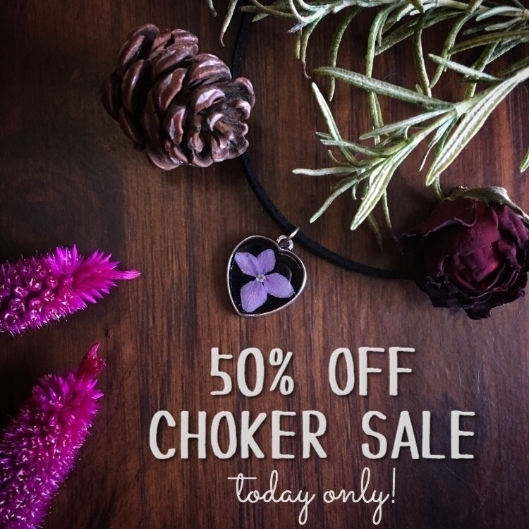 TODAY gemstone chokers $10 shop - thefaeriegodmother | ello