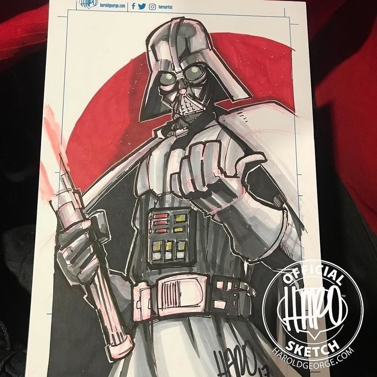 posted Instagram: Sketch GM Gal - haroartist | ello