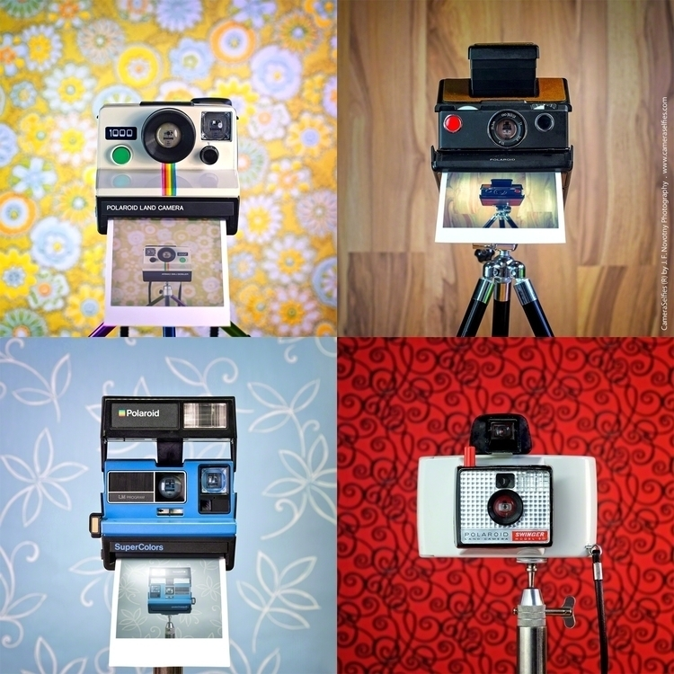 CameraSelfies:, Polaroid, Beauties... - juergennovotny | ello