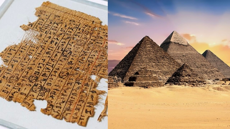 Antiguo Papiro revela gran mist - codigooculto | ello
