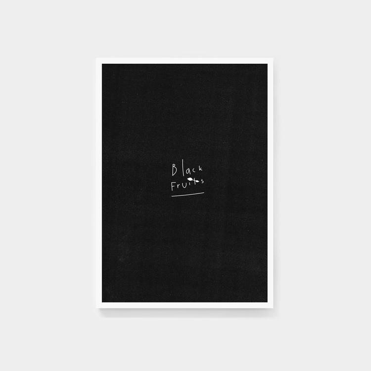 Black Fruits - frame, artwork, design - andrebritz   ello