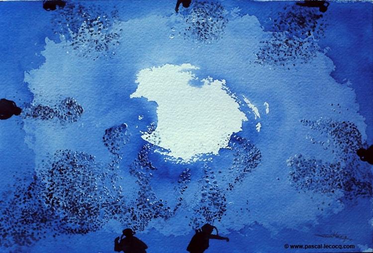 CINQ MILLE BULLES - 5,000 Bubbl - bluepainter | ello