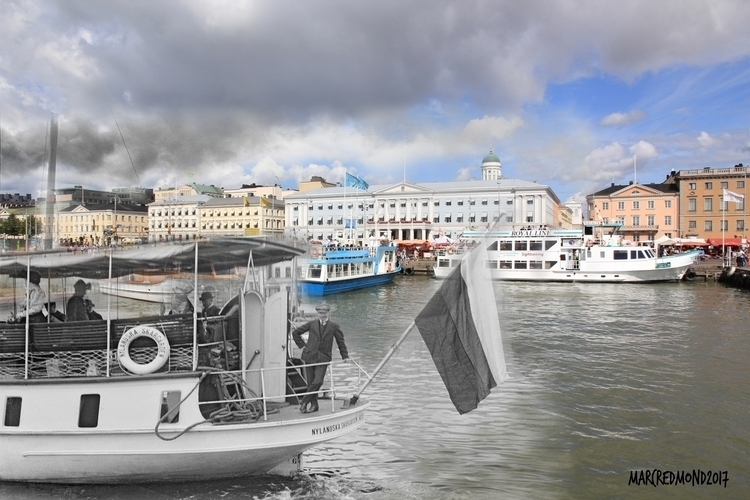 Finland - Tour Boatts Helsinki  - marcredmond | ello