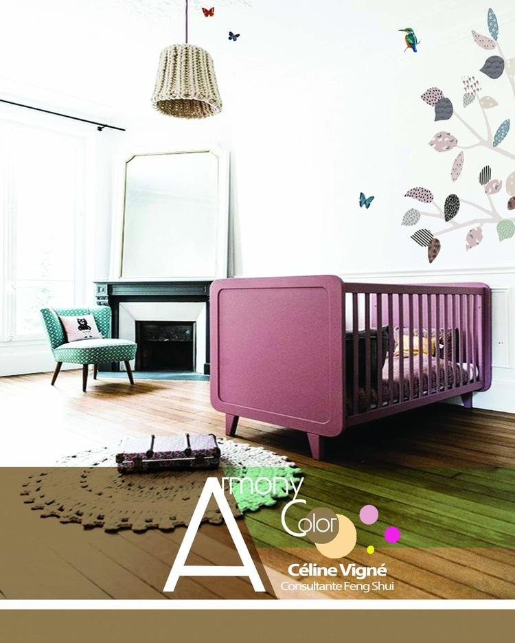 Petite exemple de chambre pour  - armonycolor-fengshui | ello