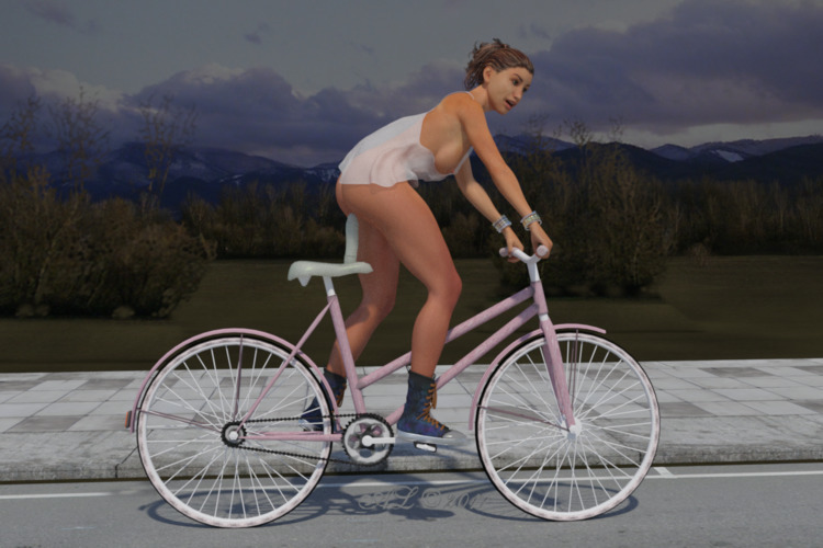 bicycle, booster, dildo, mobile - franklange | ello