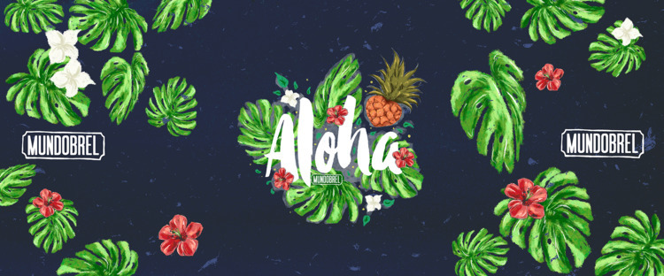 Mundobrel - illustration, art, aloha - mundobrel | ello