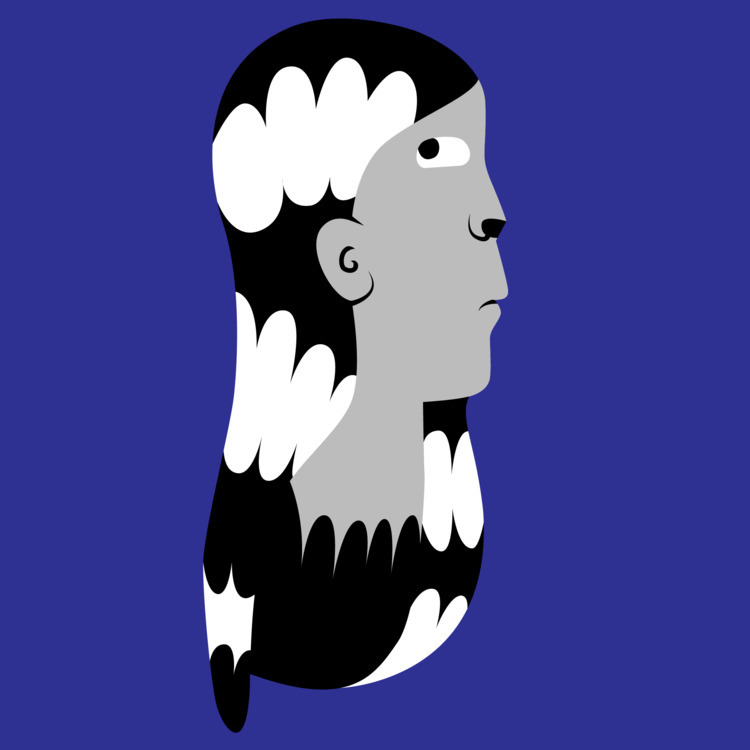 face, vectors, minimal, illustration - vizualaiz | ello