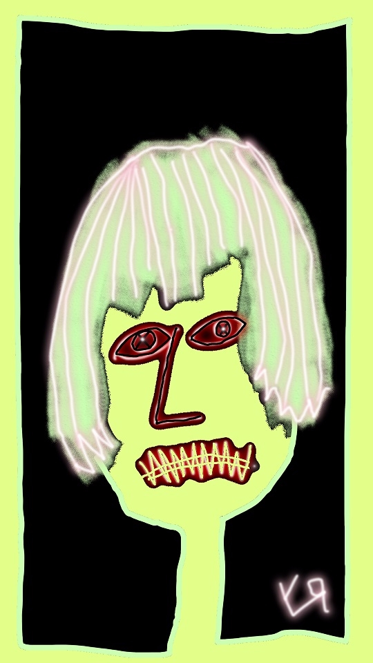 Goblin Wig) Richard Yates (Sept - richardfyates | ello