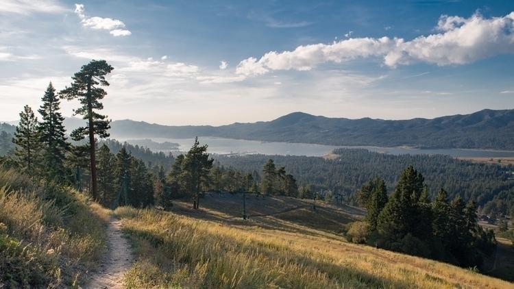 landscape, Big, Bear, Lake - steve_square | ello