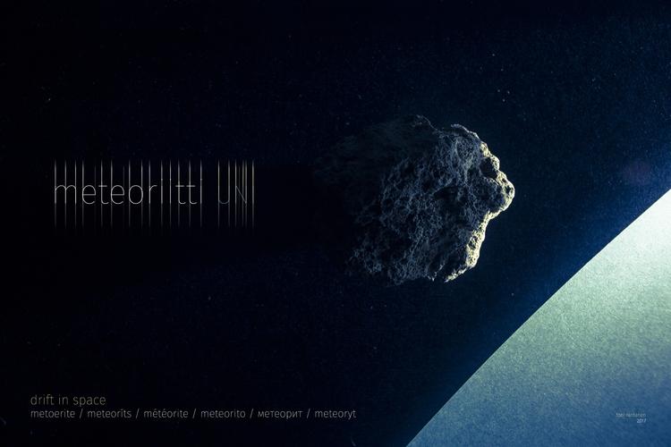 Project: meteoriitti UNI Techni - rinot | ello