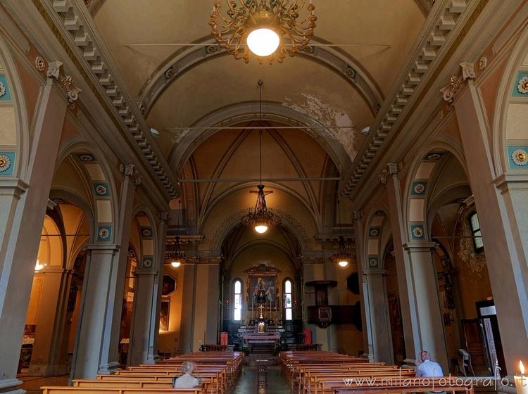 Milan (Italy): Interior Abbey C - milanofotografo | ello