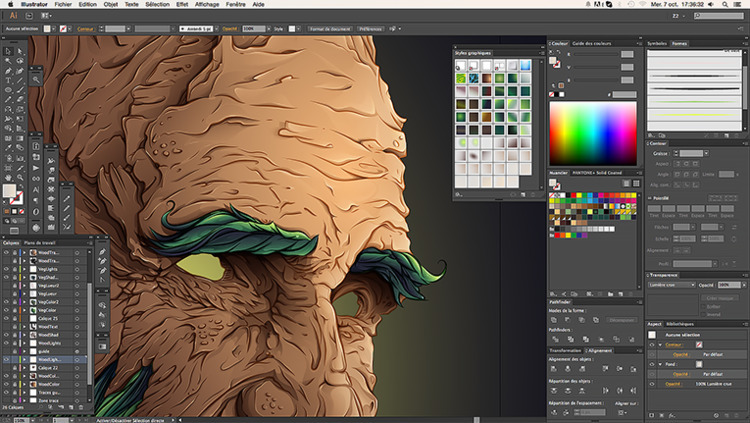 Adobe Illustrator tutorials - t - innocent-caballero | ello