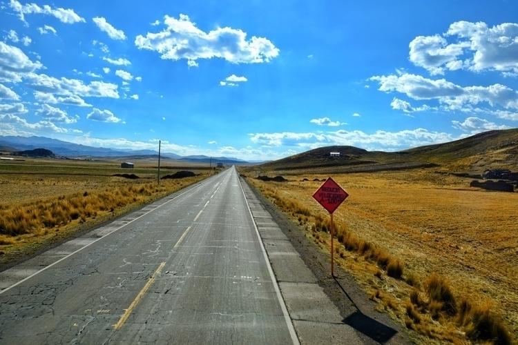 Auf dem Weg von Arequipa nach C - weltfarben | ello