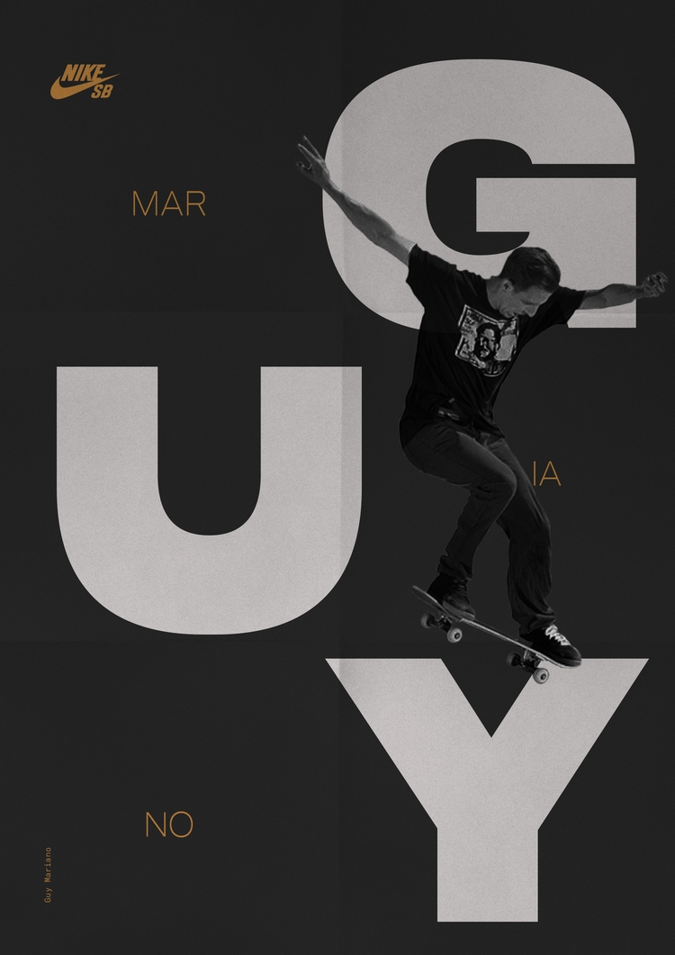 Guy Mariano Nike SB - luiscoderque | ello