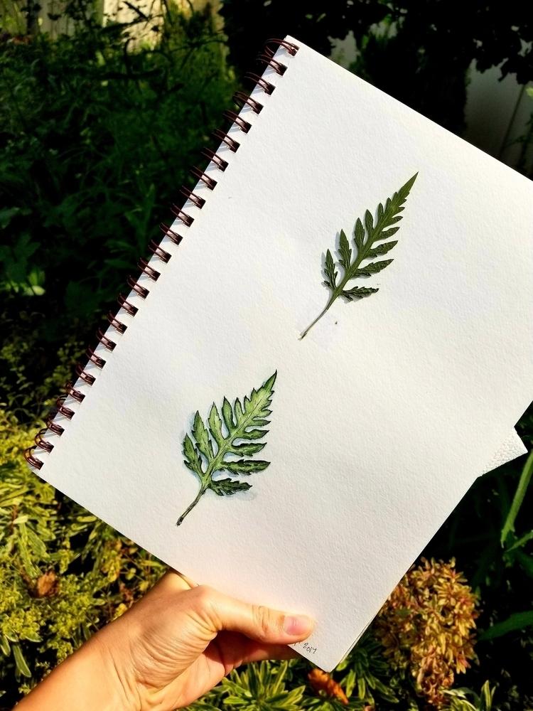 Summer sketchbook series: water - mariesakdale | ello