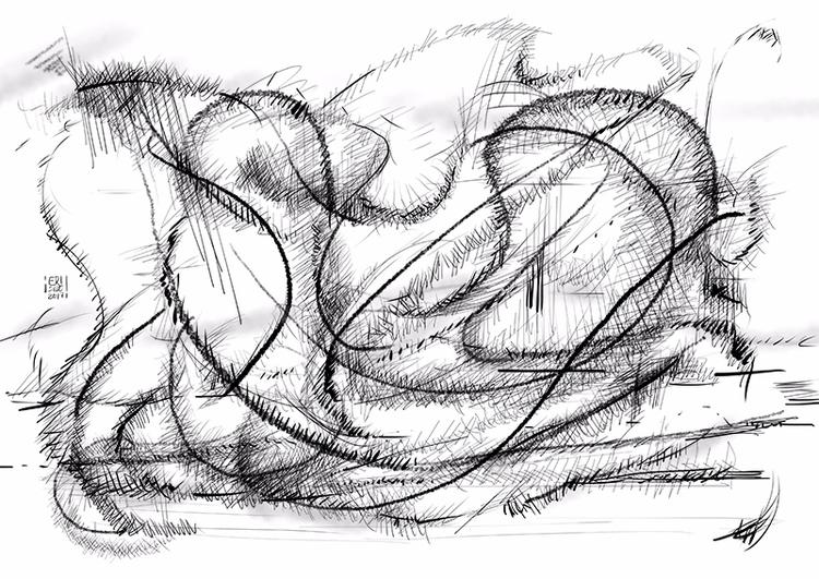 Eric Viafara Artist illustrator - erisado | ello