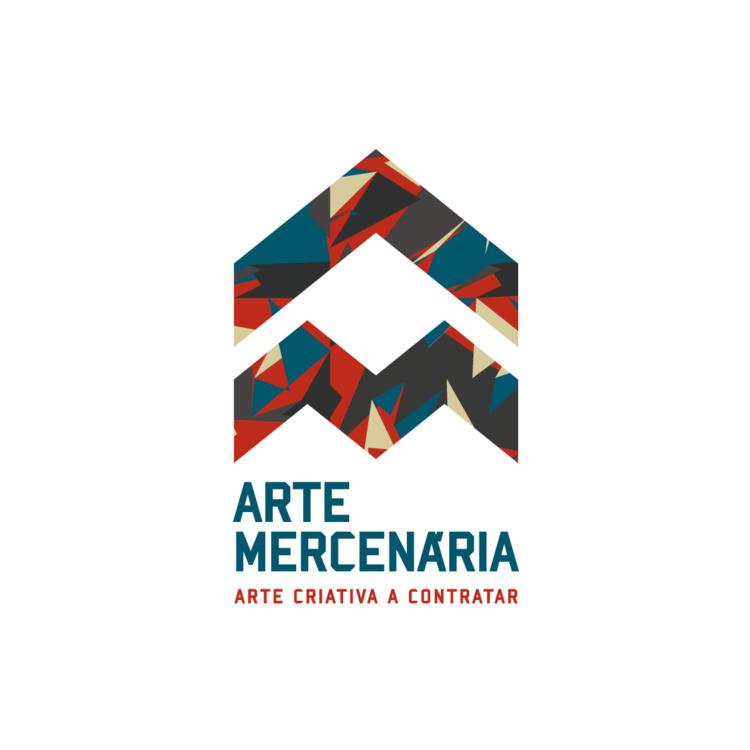Logo, Design, Logotype, ART, Mercenary - flucas   ello