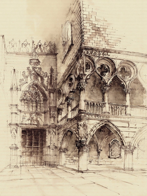 Elwira Pawlikowska watercolor a - grimdream | ello
