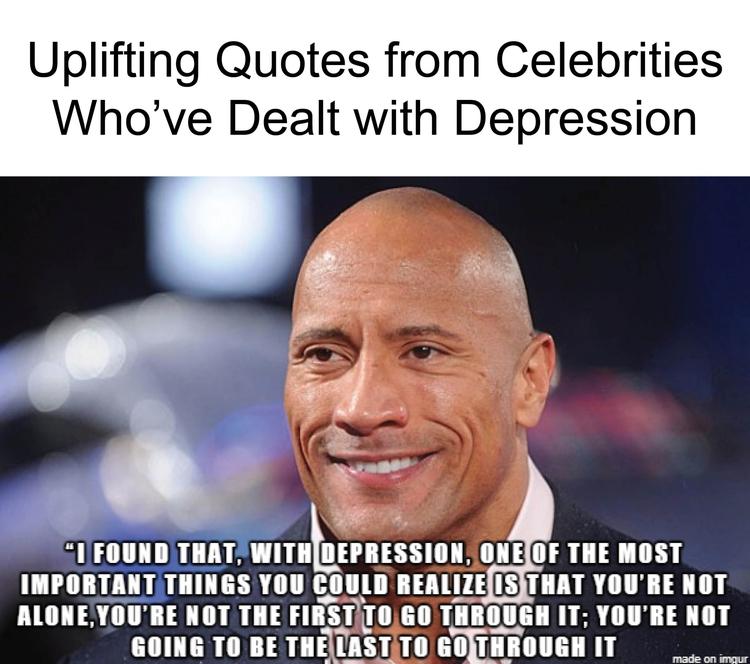 Uplifting Quotes Celebrities De - anthonycentore | ello