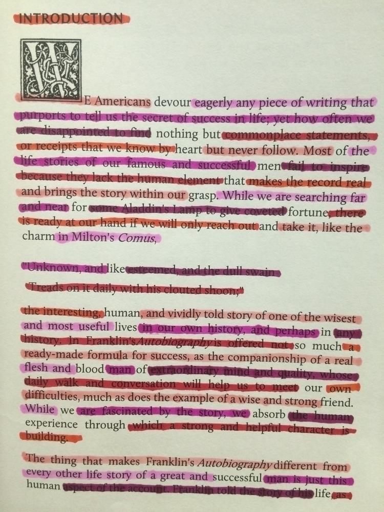 finish altering book - blackoutpoetry - enthusiasticnodding | ello