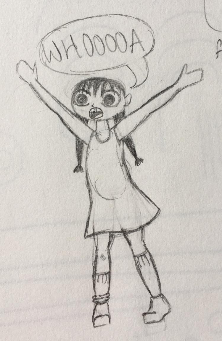 Theodora love - cartoon, visual - enthusiasticnodding | ello
