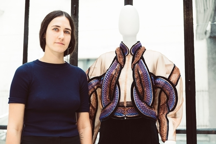 Meet fashion designer Clara Dag - spoonxello | ello