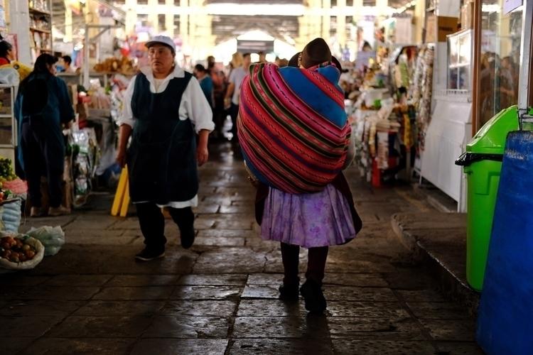 Cusco Markt - weltfarben | ello