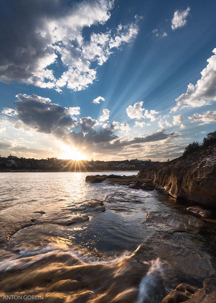 rare find - waterfront sunset s - antongorlin | ello
