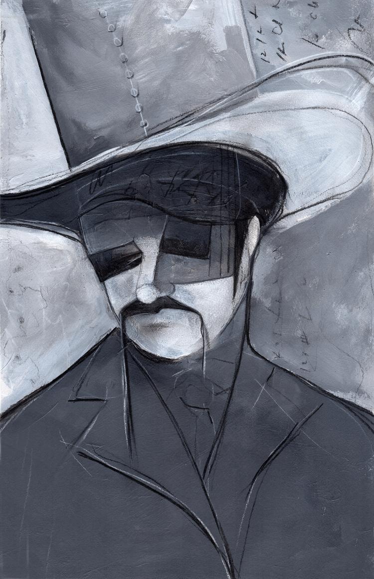Shadowland Portrait Study Mixed - thomasmuse | ello