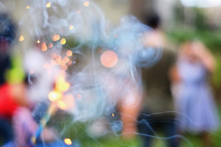 sparkler, firework - beaupearce | ello
