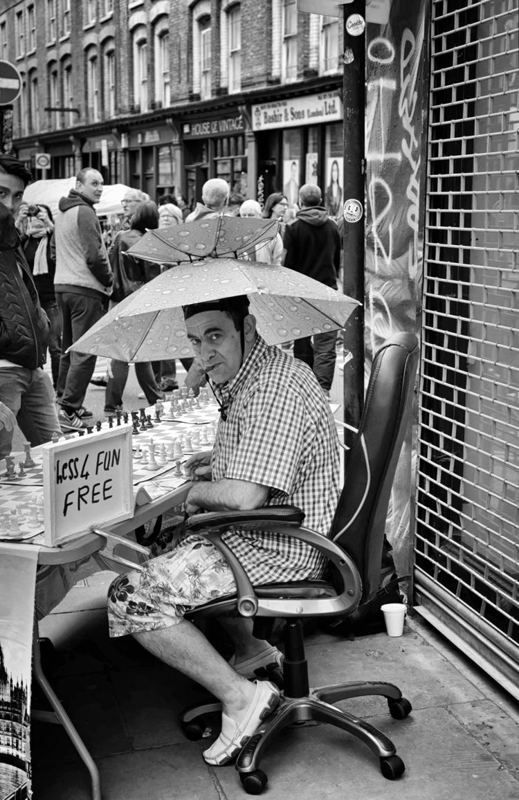 Grandmaster - photography, london - marcushammerschmitt | ello