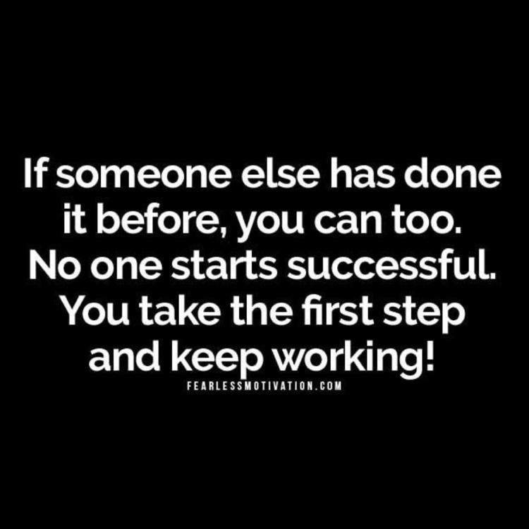 starts successful. step WORKING - esquirephotography | ello