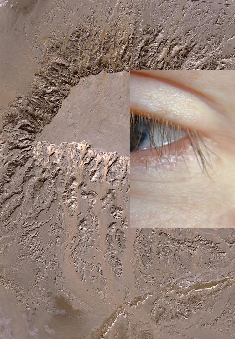 Faces unfamiliar places - art, artwork - byrobynvaldez | ello