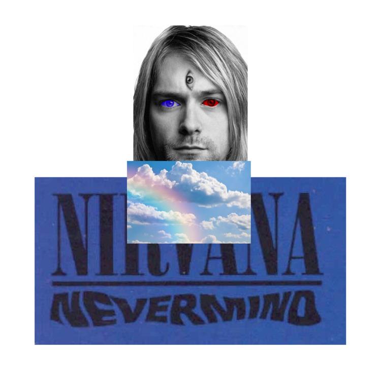 nirvana, art, graphicdesign - dreaming_mao | ello