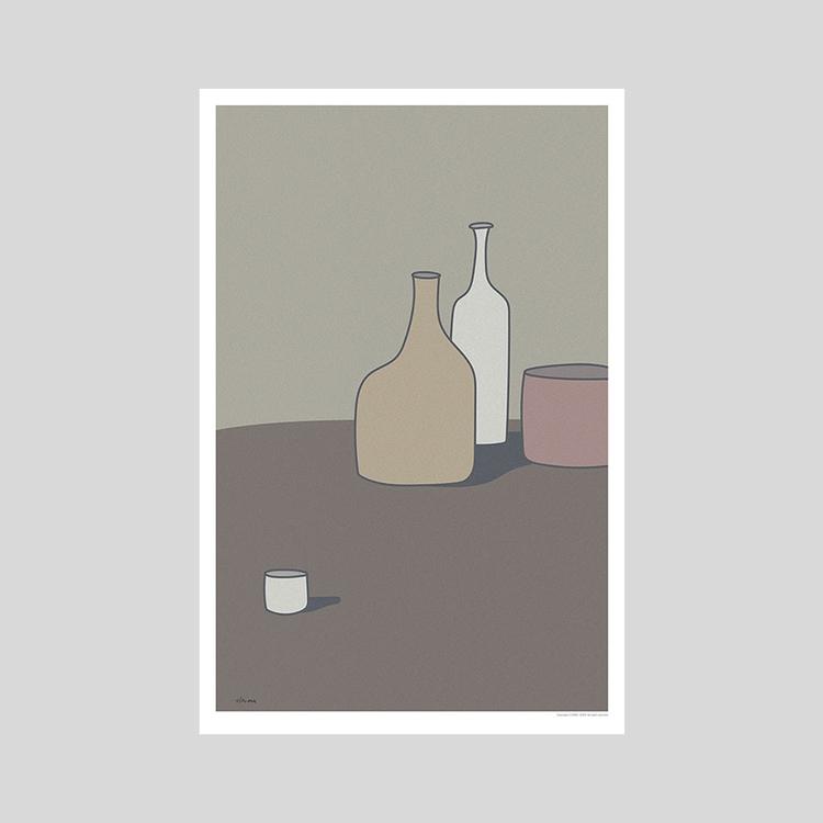 调 - Design, painting, illustration - bigfanino   ello
