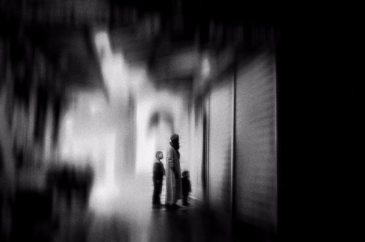 Routine. photography - street, bw - elhanans   ello