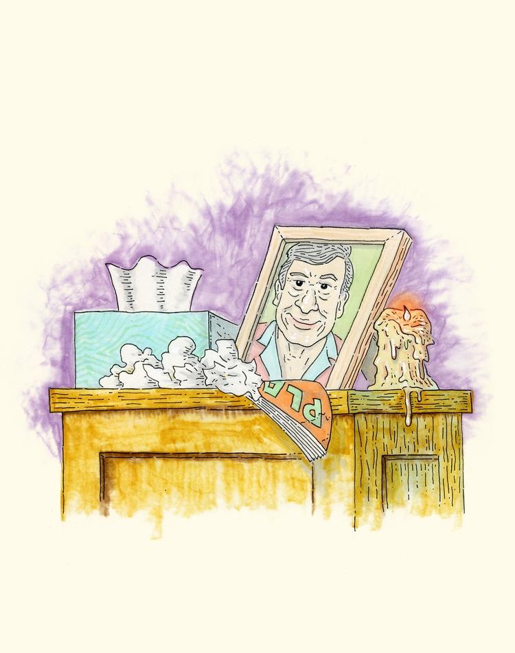 Rub Hugh - illustration, doodle - mlodik   ello