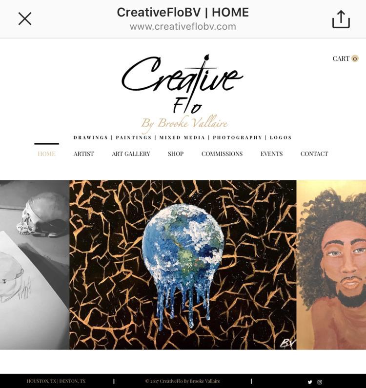 Check creativeflobv.com - creativeflobv | ello