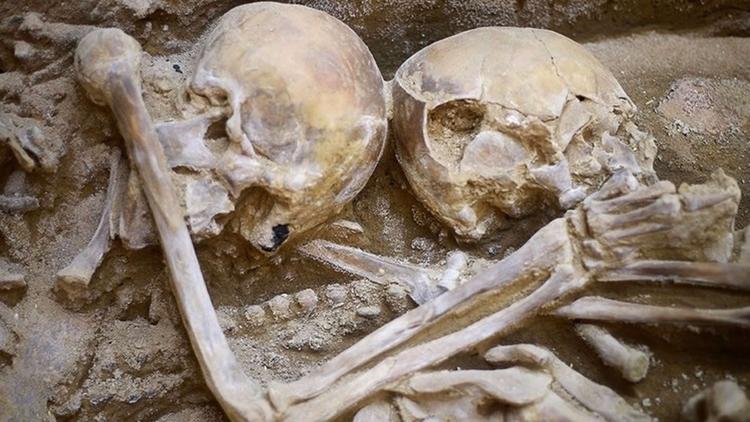 Hallan restos de ritual sacrifi - codigooculto | ello