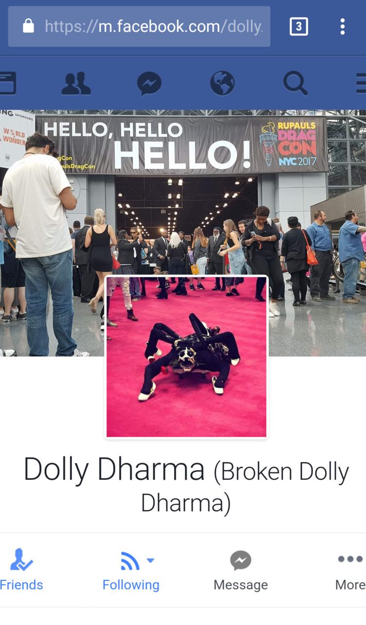 dollydharmafan Post 30 Sep 2017 04:59:54 UTC | ello