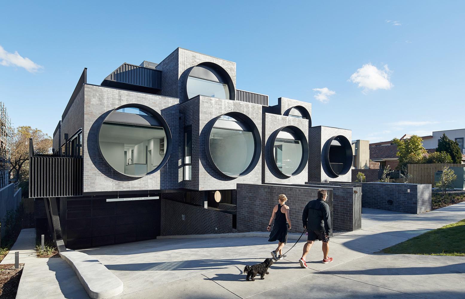 Cirqua Apartments / BKK Archite - red_wolf | ello