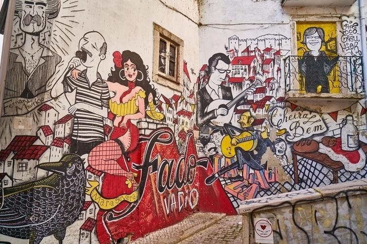 Fado - lisbon, fado, music, life - urbansquid | ello